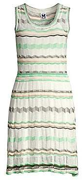 M Missoni Women's Sleeveless Knit Dress