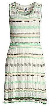 M Missoni Women's Sleeveless Knit Dress