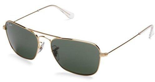 Ray-Ban Unisex RB3136 Caravan Sunglasses
