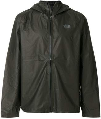 The North Face zipped hooded jacket