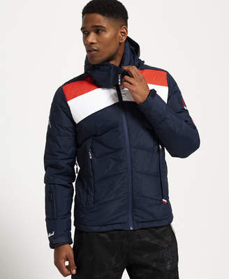 Superdry Ski Command Traverse Down Jacket