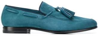 Fabi tassel detail loafers