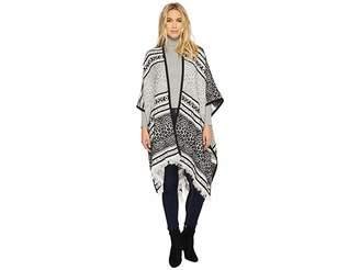 Michael Stars Textured Ruana Women's Coat