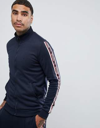 ONLY & SONS Track Jacket With Slogan Taping