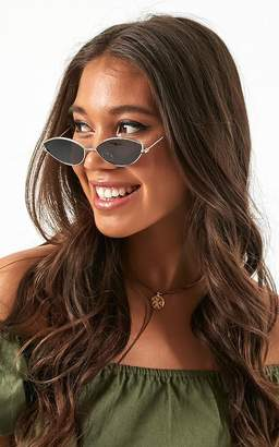 Showpo Never Apart Sunglasses In Black And Gold Sale Accessories