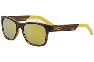 Lacoste Unisex L829S Rectangular Sunglasses