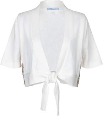 Blumarine Wrap cardigans