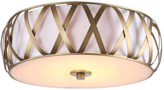Safavieh 1-Light Charing Cross Flush Mount