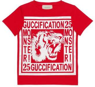 "Gucci Children's ""Guccification Monster!"" T-shirt"