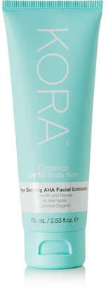 KORA Organics by Miranda Kerr - Age Defying Aha Facial Exfoliator, 75ml - Colorless