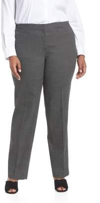 Lafayette 148 New York Manhattan Straight Leg Pants