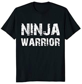 Ninja Warrior Original T-Shirt | Only For Ninjas