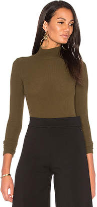 GETTINGBACKTOSQUAREONE The Turtleneck Bodysuit
