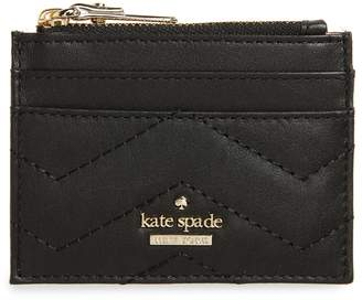 Kate Spade Reese Park - Lalena Quilted Leather Card Case