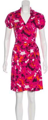 Diane von Furstenberg Jilda Two Silk Dress
