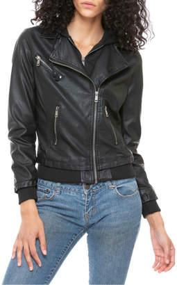 Coalition La Moto black jacket