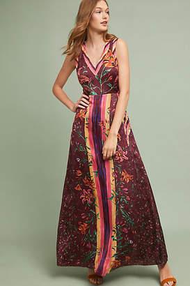 5X by Ajit Kumar Gala Maxi Dress