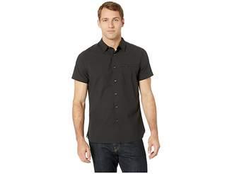 Kenneth Cole New York Short Sleeve Ripstop Shirt