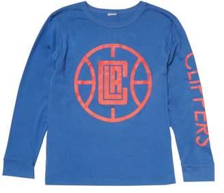 Junk Food Clothing Los Angeles Clippers Long Sleeve Tee