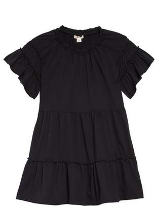 J.Crew crewcuts by Ruffle T-Shirt Dress