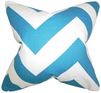The Pillow Collection Eir Zigzag Throw Pillow Cover The Pillow Collection