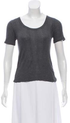 Rag & Bone Short Sleeve Knit Top
