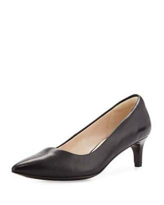 Cole Haan Amelia Grand 45mm Pump, Black $170 thestylecure.com