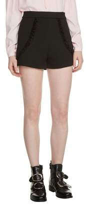 Maje Nala Short Shorts