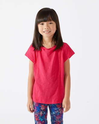 Jigsaw Pom Pom T-shirt