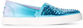 Skechers Lil Bobs (Kids Girls) B-Loved Sassy Sequin Slip-On Sneakers
