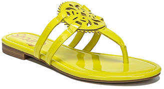 Sam Edelman Canyon Medallion Flat Sandals Women Shoes