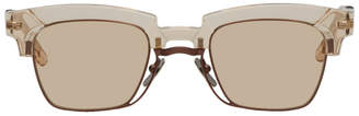 BEIGE Kuboraum N6 BS Glasses