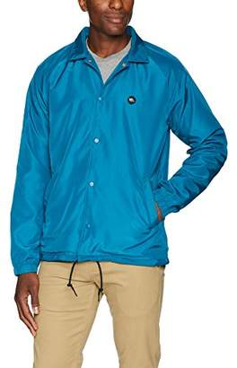 RVCA Men's ATW II Coaches Jacket