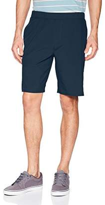 "Hurley Men's Elastic Waist 20"" inch Alpha Trainer Short"