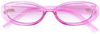 Le Specs round shape sunglasses