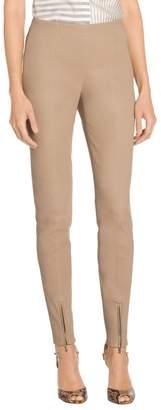St. John Stretch Leather Pant