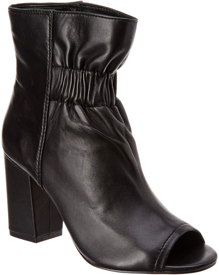 Splendid Rayna Leather Ankle Boot