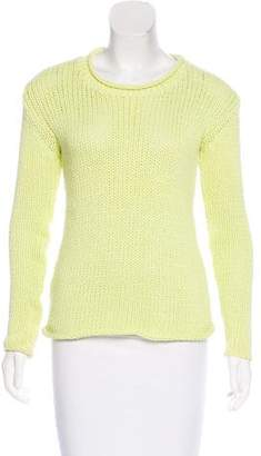 Alexander Wang Knit Long Sleeve Sweater