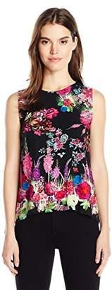 Desigual Women's Marzo Knitted Sleeveless T-Shirt