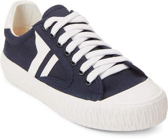 Celine Canvas Low-Top Sneakers