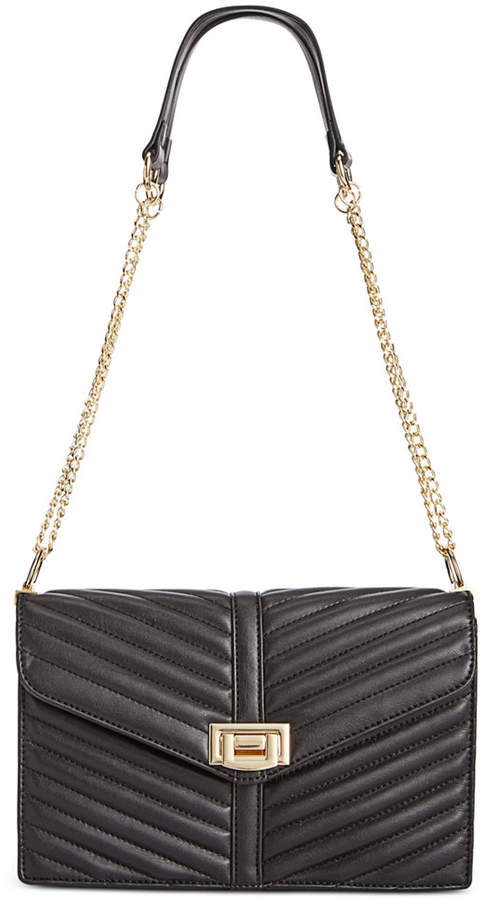 INC International Concepts Yvvon Turnlock Crossbody, Only at Macy's