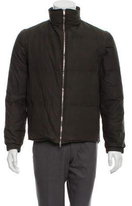 Marc Jacobs Two-In-One Padded Jacket