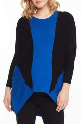 ROSIE POPE Hazel Colorblock Maternity Sweater