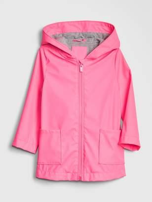 441336677 Girls Lined Rain Jacket - ShopStyle