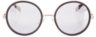Jimmy Choo Jimmy Choo Andie Round Sunglasses