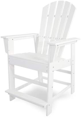 Polywood South Beach Outdoor Counter Chair