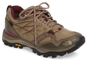 Women's The North Face 'Hedgehog Fastpack' Waterproof Hiking Shoe $120 thestylecure.com