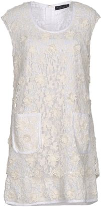 TWIN-SET SIMONA BARBIERI Short dresses $221 thestylecure.com