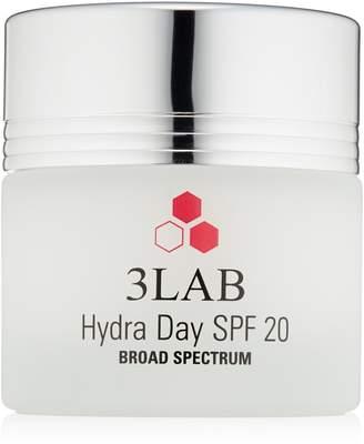 3lab Hydra Day SPF 20 Broad Spectrum, .