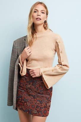 Helena Tabula Rasa Buttoned Sweater